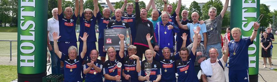 Erfolg für Super-Senioren des F.C. Union Tornesch