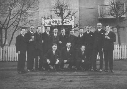 1921 Gründung
