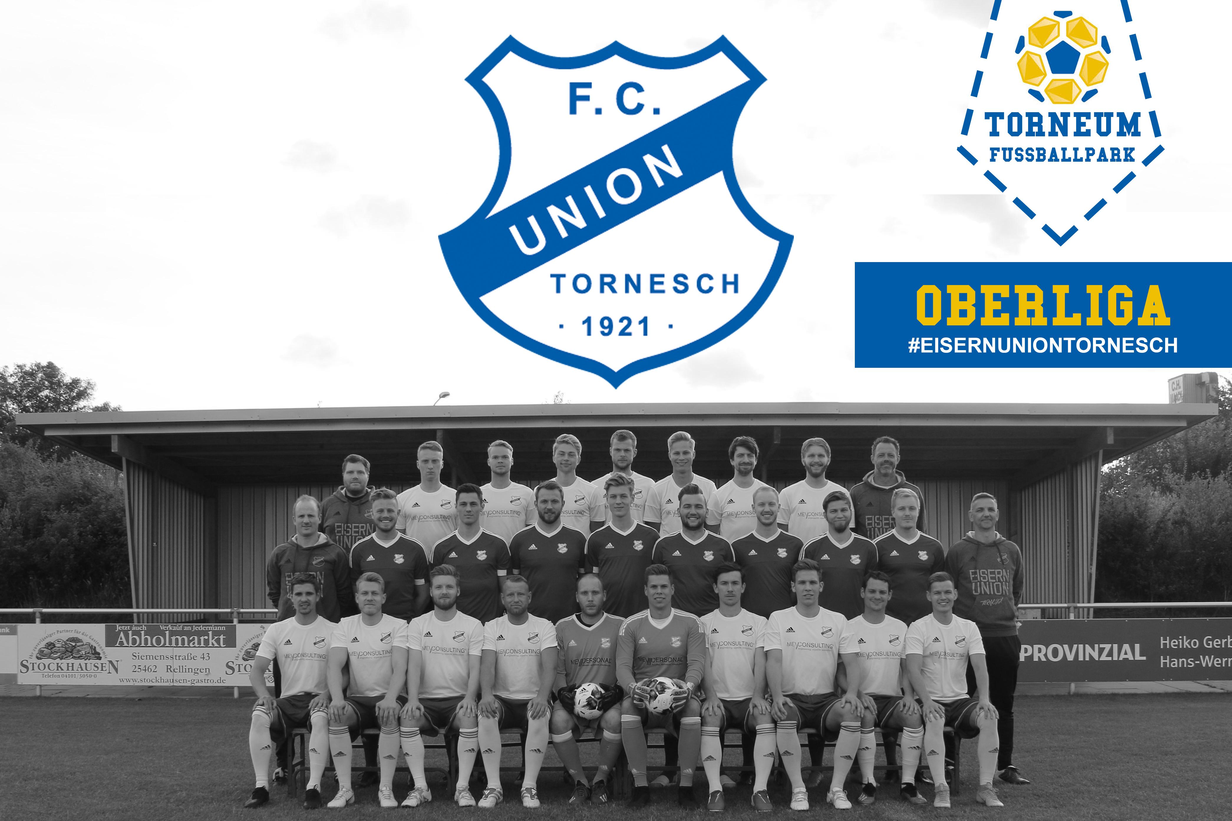 Mannschaftsfoto 1. Herren FCU