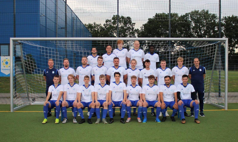 3. Herren FCU Mannschaftssfoto